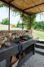 66 Amazing Outdoor Kitchen Design for Your Summer Ideas