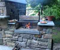 67 Awesome Outdoor Kitchen and Grill Backyard Ideas for Summer