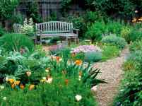 70 Beautiful Cottage Garden Ideas to Create Perfect Spot