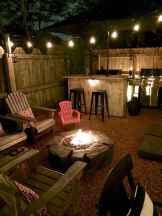70 Easy Cheap Backyard Fire Pit Seating Area Design Ideas