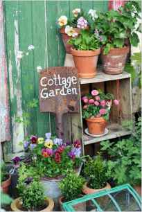 71 Beautiful Cottage Garden Ideas to Create Perfect Spot