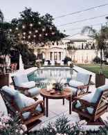 77 Amazing Backyard Patio Seating Area Ideas for Summer