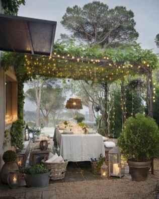 80 Amazing Backyard Patio Seating Area Ideas for Summer