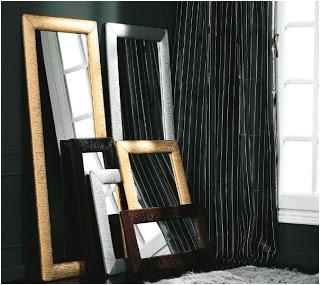 tendencias 2009 en decoracion espejos grandes