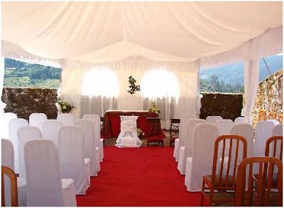 celebraciones, banquetes y eventos en carpas