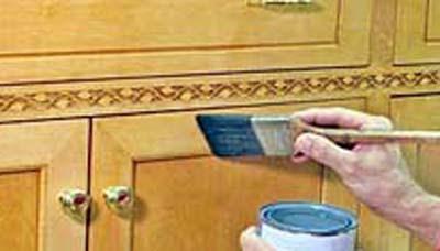 Cómo restaurar muebles de madera