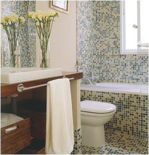 idea para decorar el cuarto de baño