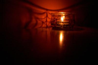 idea para decorar halloween con una manualidad