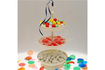decorar con caramelos