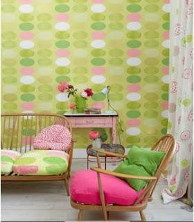 decora con verde y refresca