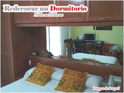 redecorar un dormitorio