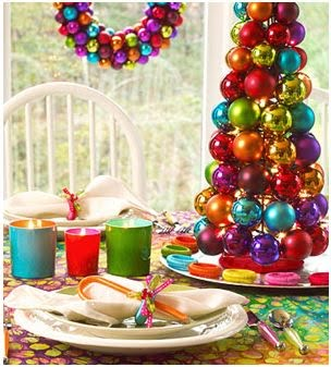 Las Bolas de Navidad son imprescindibles para la decoracion de Navidad