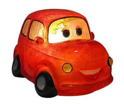 Divertidas Lamparas Infantiles de Vehiculos