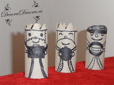 idea para decorar en el dia de los tres reyes magos