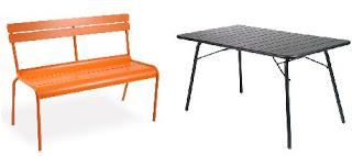 mobiliario exterior fermob
