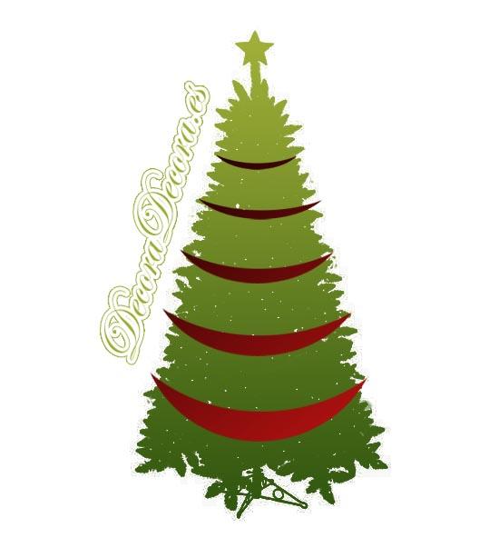 Como decorar un arbol de navidad decora decora for Como decorar un arbol de navidad