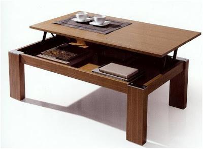 mesas de centro para el sofa