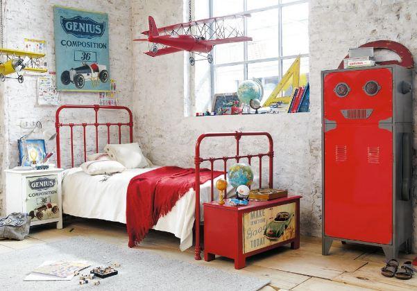 Cómo ordenar cuarto infantil.