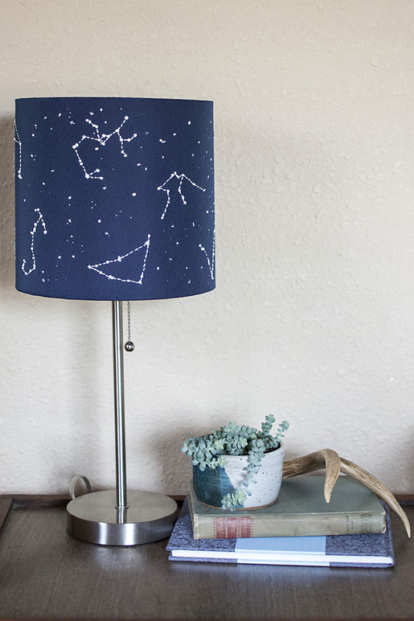 Lámpara constelaciones