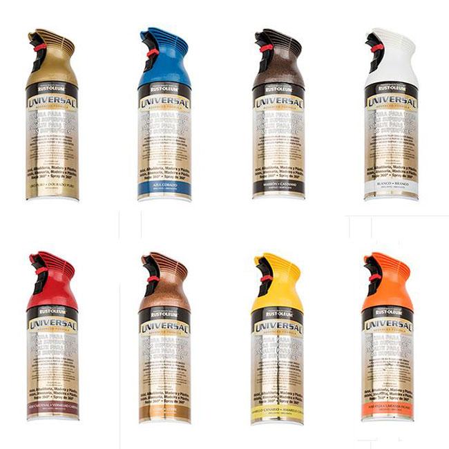 Pintar con spray for Pintar muebles con spray