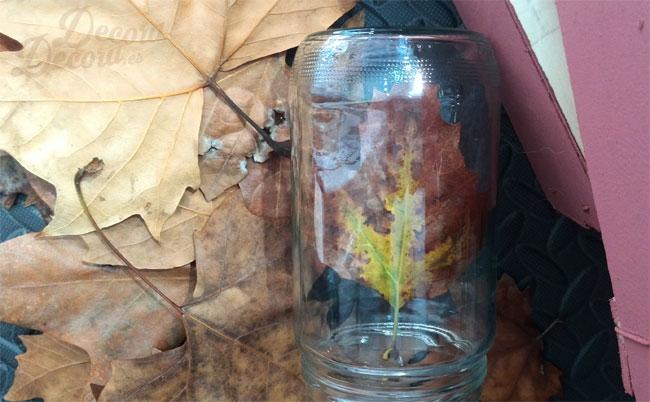 Decoración escaparate otoño