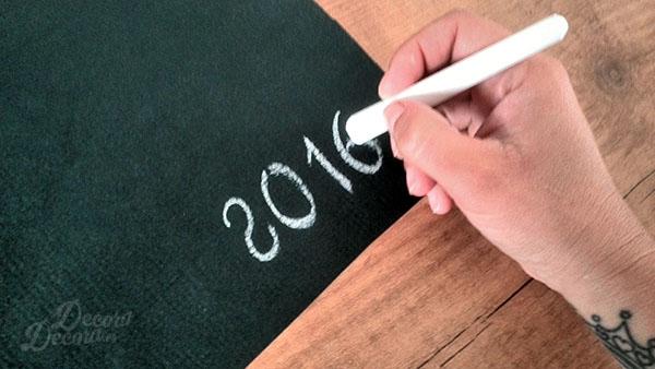 Decoración Fin de Año