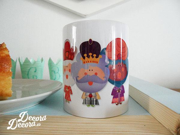 Miss buenas ideas y la decoraci n de los reyes magos for Decoracion para reyes