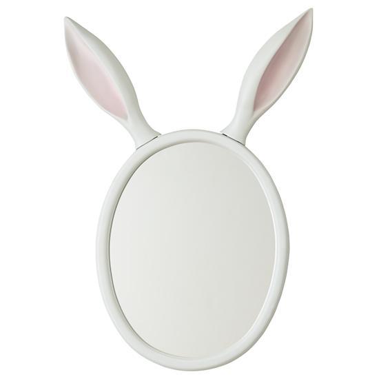 Espejo que parece un conejo