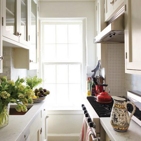 Ideas para cocinas pequeas  Decoradoras Decocasa