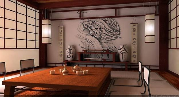 Decoracin japonesa 20 fotos e ideas  ecoraIdeas