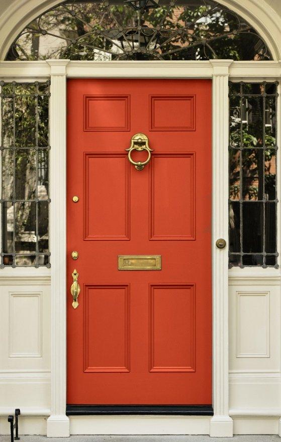 Puertas principales qu color elegir 60 Fotos  ecoraIdeas