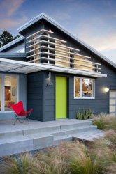 colores exterior exteriores casa casas pinturas pintar fachadas pintura afuera verde siding contemporary gris brick grises gray combinaciones paredes grey