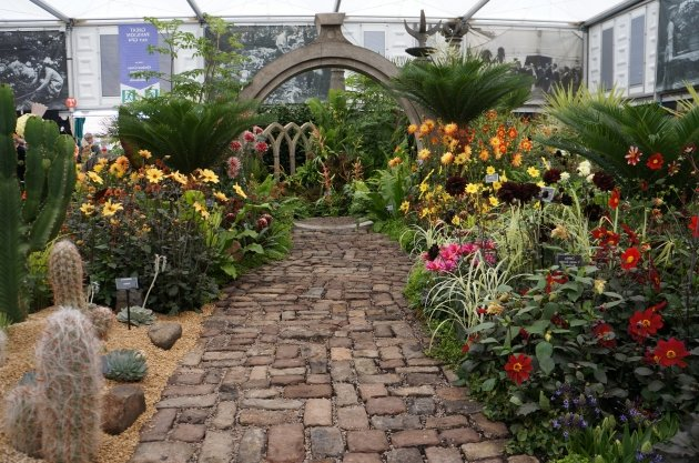 Jardines mexicanos 30 imgenes e ideas para inspirarse