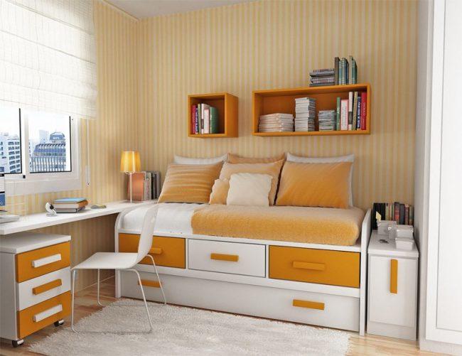 Dormitorios Juveniles Pequeos 40 Fotos e Ideas  ecoraIdeas