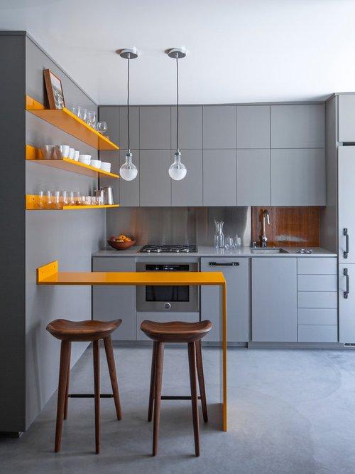 Cocinas Pequeas Modernas 2017  de 100 Fotos e Ideas