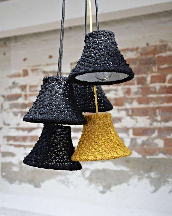 Lmparas recicladas 10 ideas paso a paso  ecoraIdeas