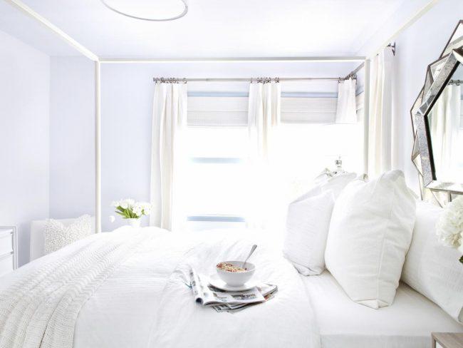 Habitaciones blancas 40 fotos y consejos  ecoraIdeas