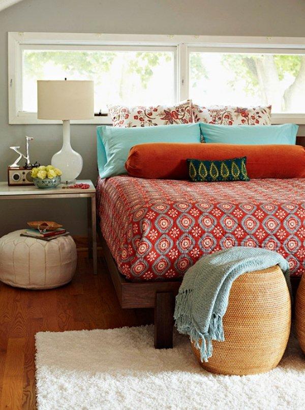 Decorar el dormitorio con poco dinero  ecoraIdeas