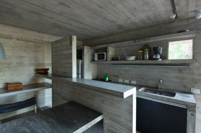 Cocinas de cemento 20 ideas e imgenes  ecoraIdeas