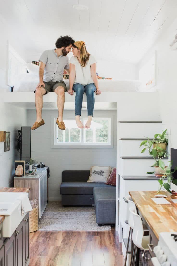 Decoracin y diseo de interiores de casas pequeas 70