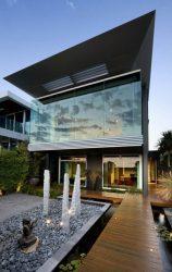 Fachadas de casas modernas 2018 + de 70 fotos para inspirarse Stancoviche Bienes Raíces