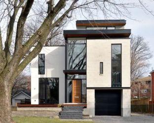 colores exteriores fachadas blancas gris