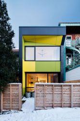 exteriores colores casas llamativos fachadas paredes resaltar interes ayuda geometricas profundidad dandole formas arquitectura esto parte 2021