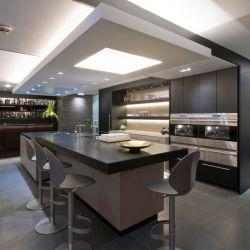 Cocina americana 2021 2020 + de 70 fotos ÐecoraIdeas
