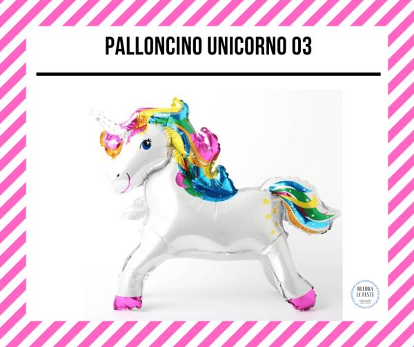 palloncino unicorno