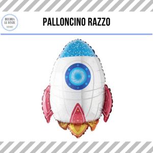 palloncino razzo