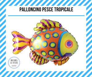 palloncino pesce