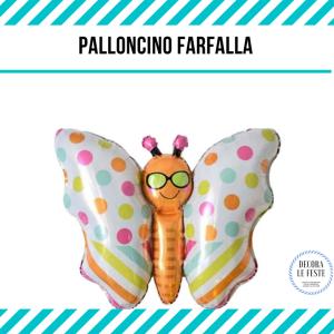 palloncino farfalla