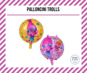 palloncino trolls