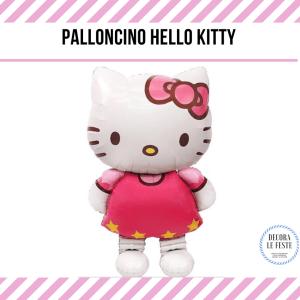 palloncino hello kitty